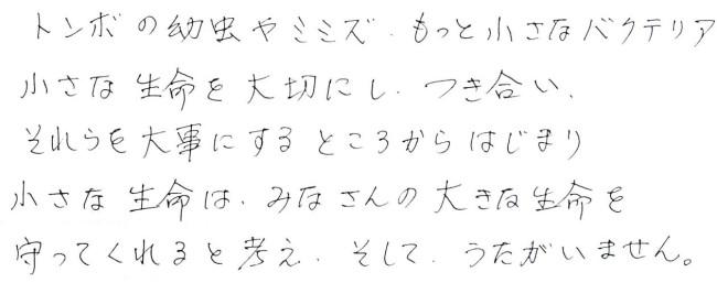 handtext